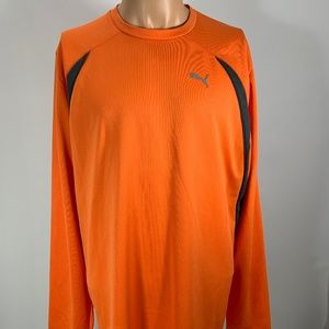 Puma Sport Lifestyle long sleeve polyester XL